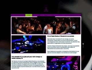 djkris74.com screenshot