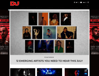 djmag.com screenshot