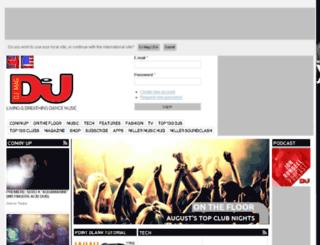 djmag.kr screenshot