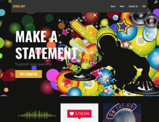 djmix.net screenshot