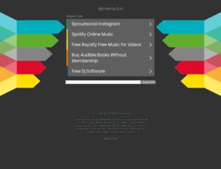 djmixmp3.in screenshot