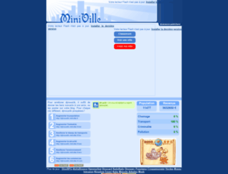 djmoustik.miniville.fr screenshot