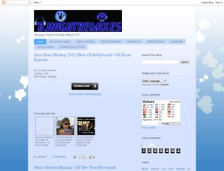 djnightremixes.blogspot.com screenshot