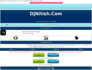 djnitish.ga screenshot