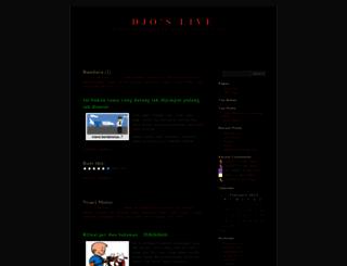 djokeren.wordpress.com screenshot
