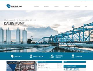 djpump.com screenshot