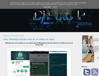 djputop.pt screenshot