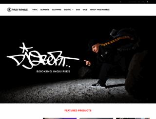 djqbert.com screenshot