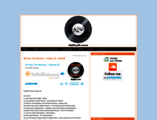 djryb.com screenshot