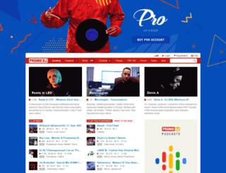 djsantiago.promodj.ru screenshot