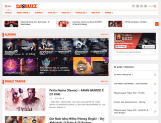 djsbuzz.blogspot.in screenshot