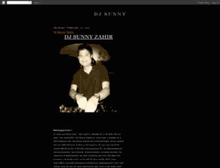 djsunnyindia.blogspot.com screenshot