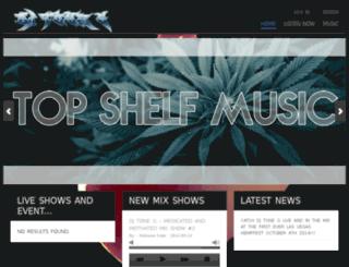 djtoneg.com screenshot