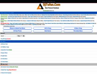 djtufan.com screenshot