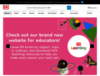 dk.com screenshot
