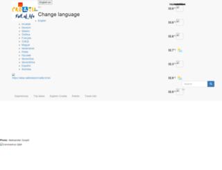 dk.croatia.hr screenshot