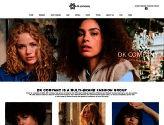 dkcompany.com screenshot