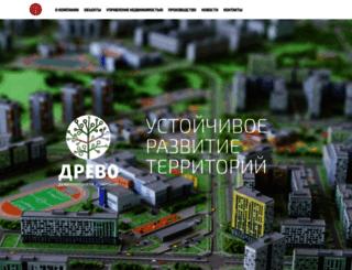 dkdrevo.ru screenshot
