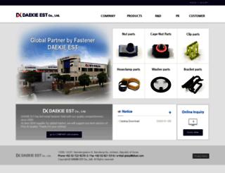 dkest.com screenshot