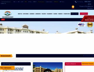 dknmu.org screenshot
