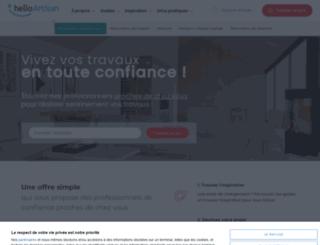 dkomaison.com screenshot