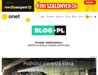 dkontywroclaw1.blogujacy.pl screenshot