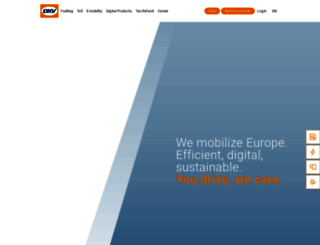 dkv-euroservice.com screenshot