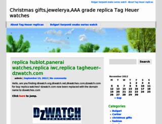 dkwatch.org screenshot
