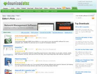 dl.downloadatoz.com screenshot