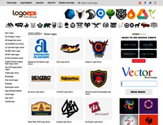 dl.logoeps.com screenshot