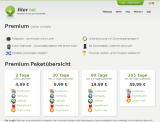 dl13.filer.net screenshot