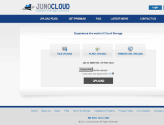 dl2.junocloud.me screenshot