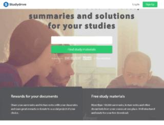 dl2.studydrive.net screenshot