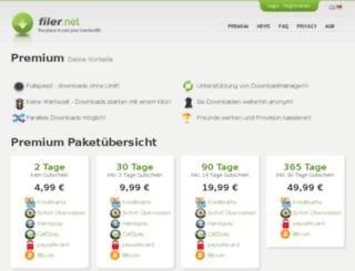 dl5.filer.net screenshot