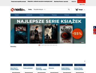 dlaludzi.nexto.pl screenshot