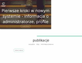 dlaprasy.netpr.pl screenshot
