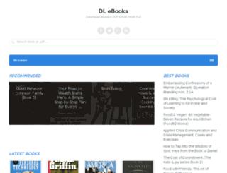 dlebooks.com screenshot
