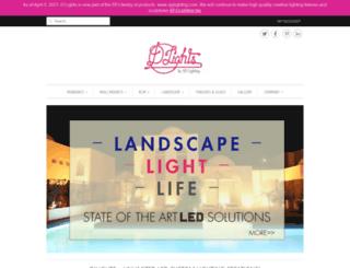 dlights.com screenshot