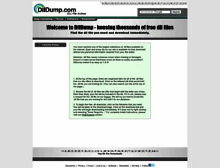 dlldump.com screenshot