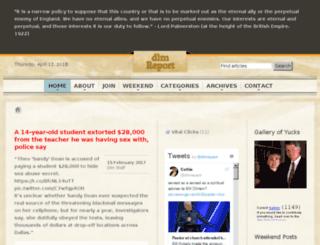 dlmreport.com screenshot