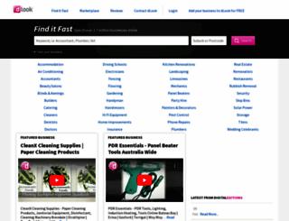 dlook.com.au screenshot
