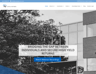 dlpcapitaladvisors.com screenshot