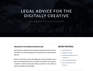 dlr-law.com screenshot