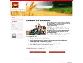 dlz-webakademie.agrarheute.com screenshot