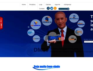 dm10.com.br screenshot