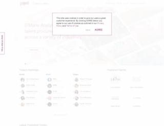 dmariearchive.com screenshot