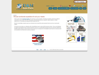 dmauto.com screenshot