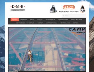 dmbisguvenligi.com.tr screenshot