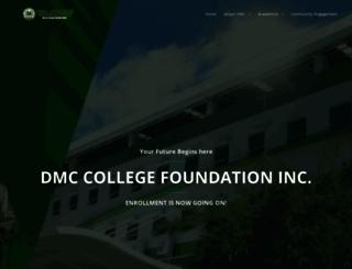 dmc.edu.ph screenshot