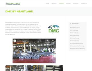 dmcmachine.com screenshot